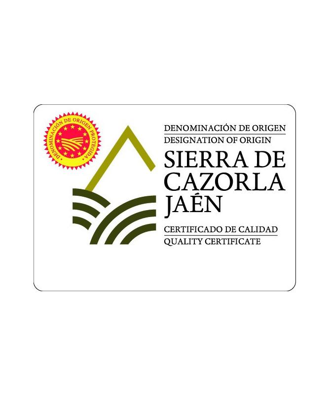 Aceite de Oliva Virgen Extra DOP Sierra Cazorla SENSOLIVE en 5 l. pet